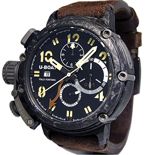 U-Boat Chimera swiss-automatic mens Watch 7177 (Certified Pre-owned)