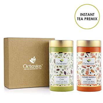 b0604a6efbc Amazon.com   Octavius Gourmet Tea Collection