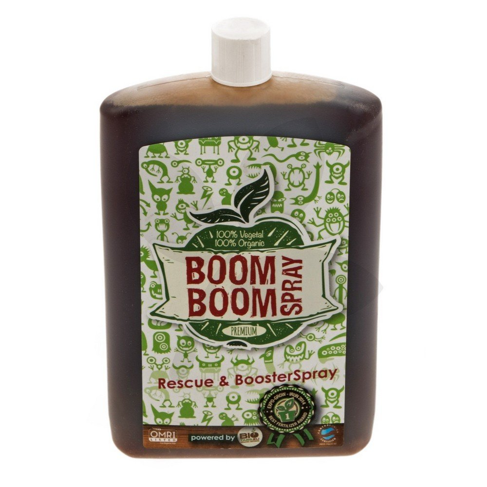 Boosterspray / Stimulator 100% Organisch Boom Boom Spray BioTabs (250ml)