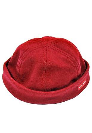 Saint james Bonnet marin Miki - Rouge - Adulte  Amazon.fr  Vêtements ... fafdd9f1a88