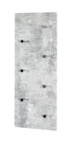 Perchero de Pared Haku Möbel, 80 x 5,5 x 30 cm: Amazon.es: Hogar