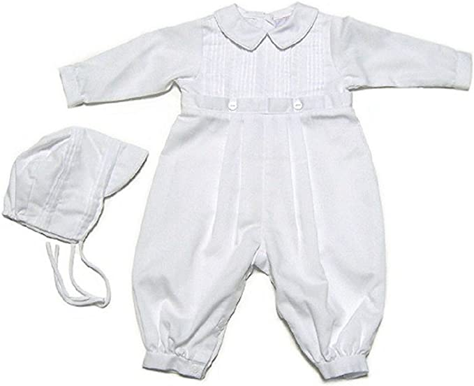 Boys BABY Infant toddler Christening Baptism White Outfit SET SIZES L - 4 YEAR