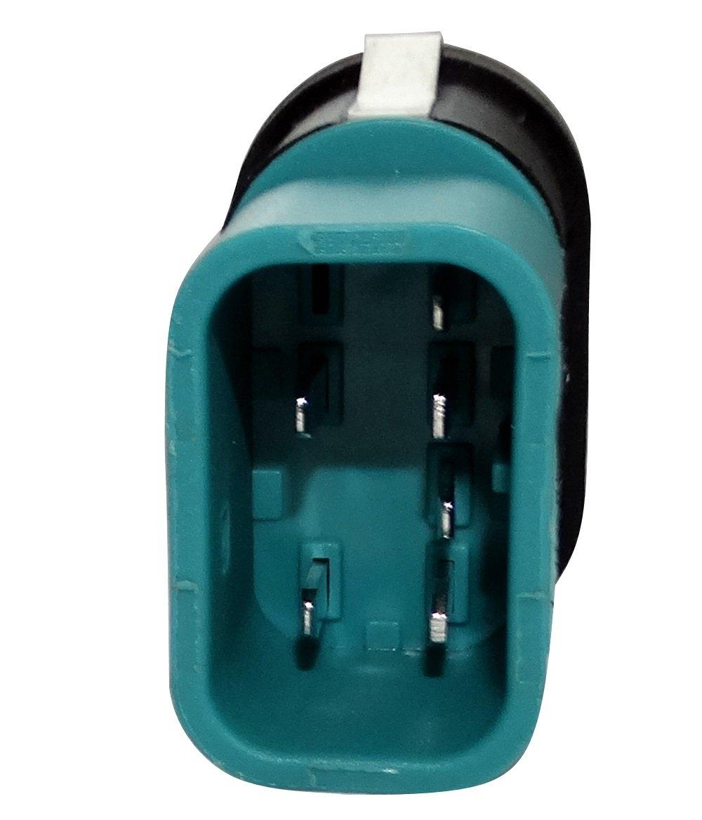 Fensterheberschalter kompatibel 5C1T14529AA 1383293 f/ür Auto C18715 Aerzetix