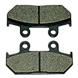 Caltric FRONT BRAKE PADS Fits HONDA NV400C NV-400C NV600C STEED 1988 1990-1992