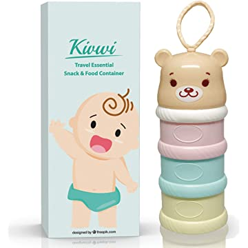top best Kivwi Stackable Infant Container