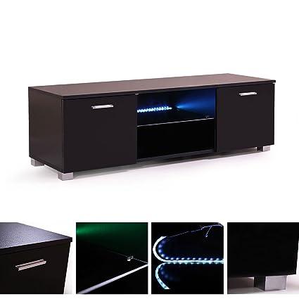Amazon Com Tobbi 47 Tv Stand Unit Cabinet Console Living Room