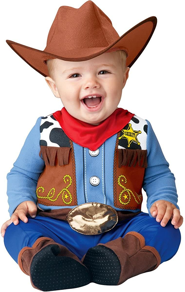 Wee Wrangler Infant/Toddler Costume