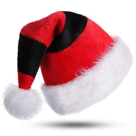 CITÉTOILE Cappello da Babbo Natale 157ede5c0b75
