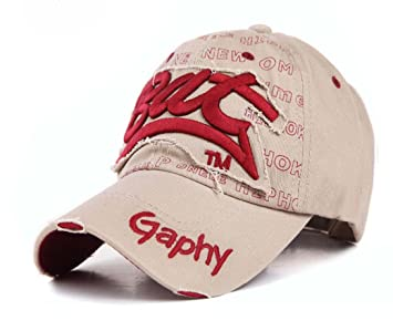 a037d4d60b2 Elwow Mens Distressed Vintage Baseball Cap Snapback Trucker Hat ...