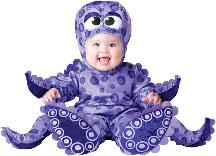 In Character Costumes Disfraz de Pulpo Tentaculín para bebé ...