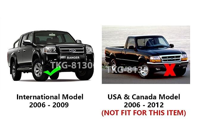 Full Auto Turbo Timer Kit para Ford Ranger 2007 2008 2009 2010 2011: Amazon.es: Coche y moto