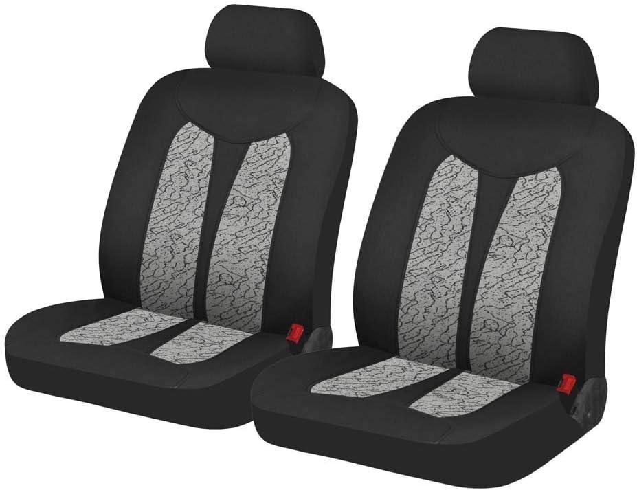 Universal Sitzbez/üge Auto mit Drachenmuster f/ür Fahrersitz und Beifahrer Aus Schonbez/üge 4Pcs Color : Leopard YangD Autositzbez/üge Vordersitze