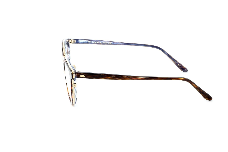 b72cf4fa11 Amazon.com  Masunaga Unisex Designer Eyeglasses Model GMS 822 25 ...