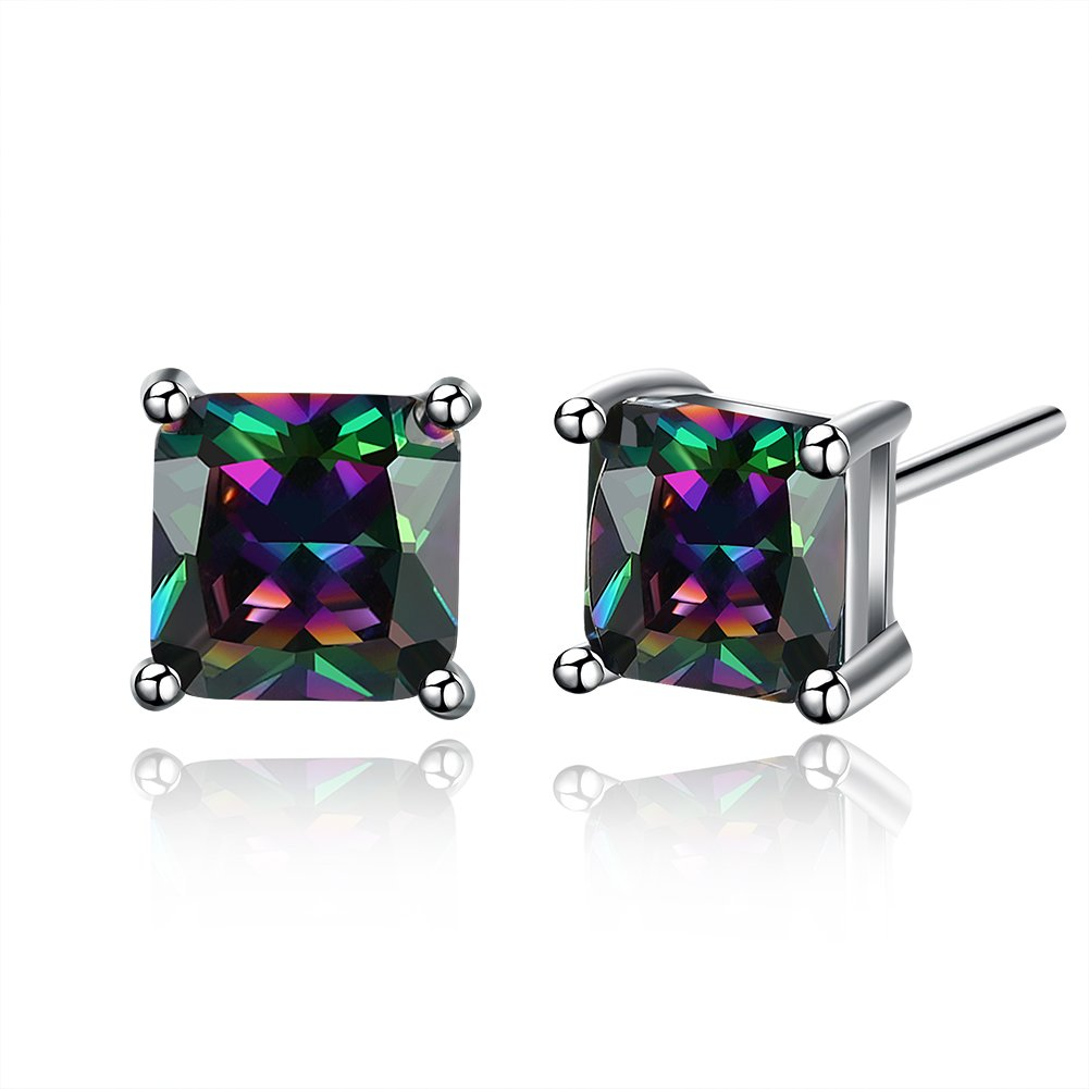 BLOOMCHARM Exquisite&Fancy Design Stud Fashion Dangle Drop Long Earrings Jewelry, Gifts for Women Girls