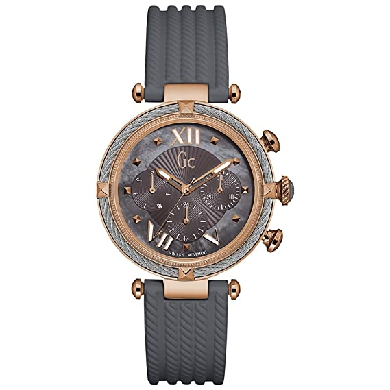 GC by Guess Reloj los Mujeres Sport Chic Collection GC Cable Chic Y16006L5
