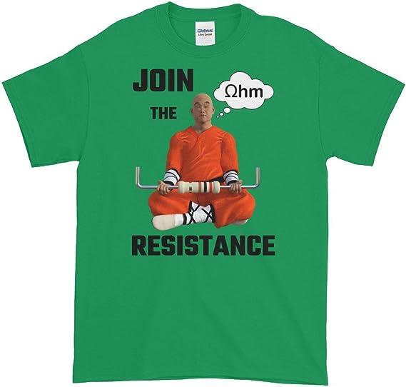 Dobrador Shopateria Join The Resistance T-Shirt Unisex