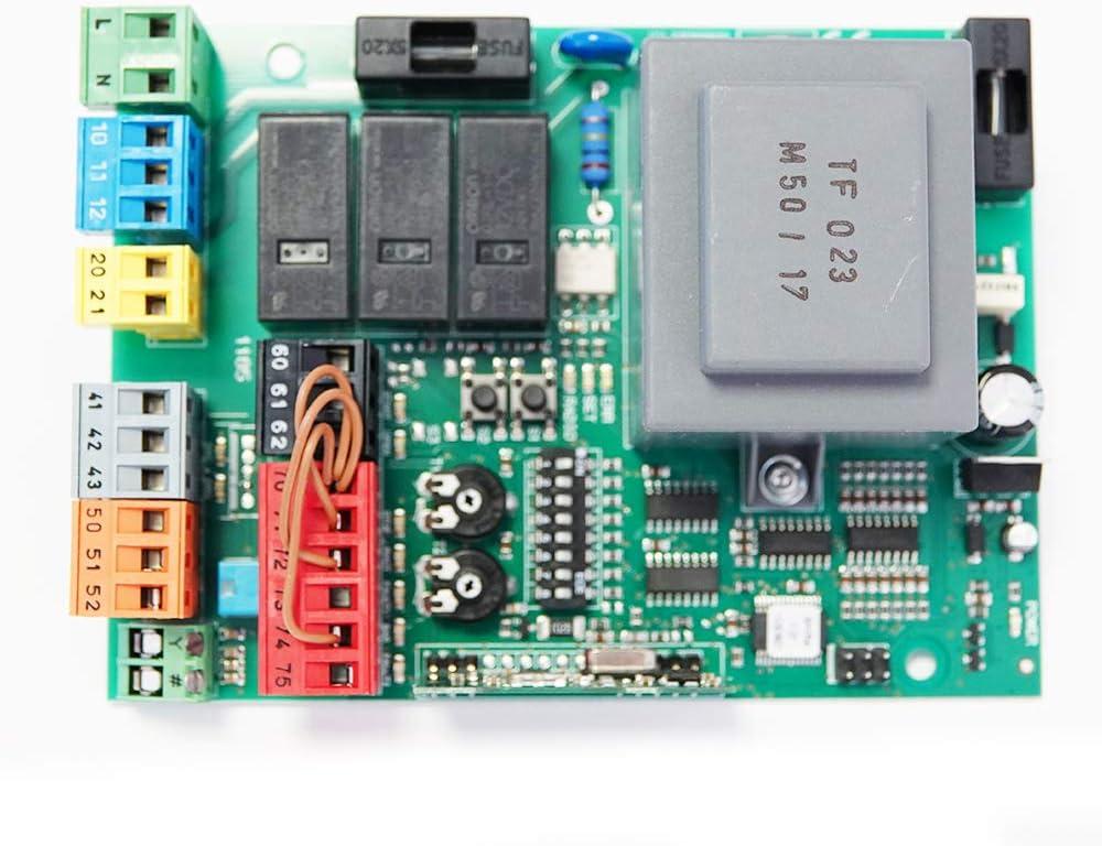 Centrale scheda elettronica comando cancello BFT ALCOR AC A D114092 00002 230V