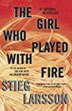 The Girl Who Played with Fire (Millennium Series) (Paperback)