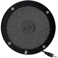 Poly-Planar 5 VHF Extension Speaker - Flush Mount - (Each)Black