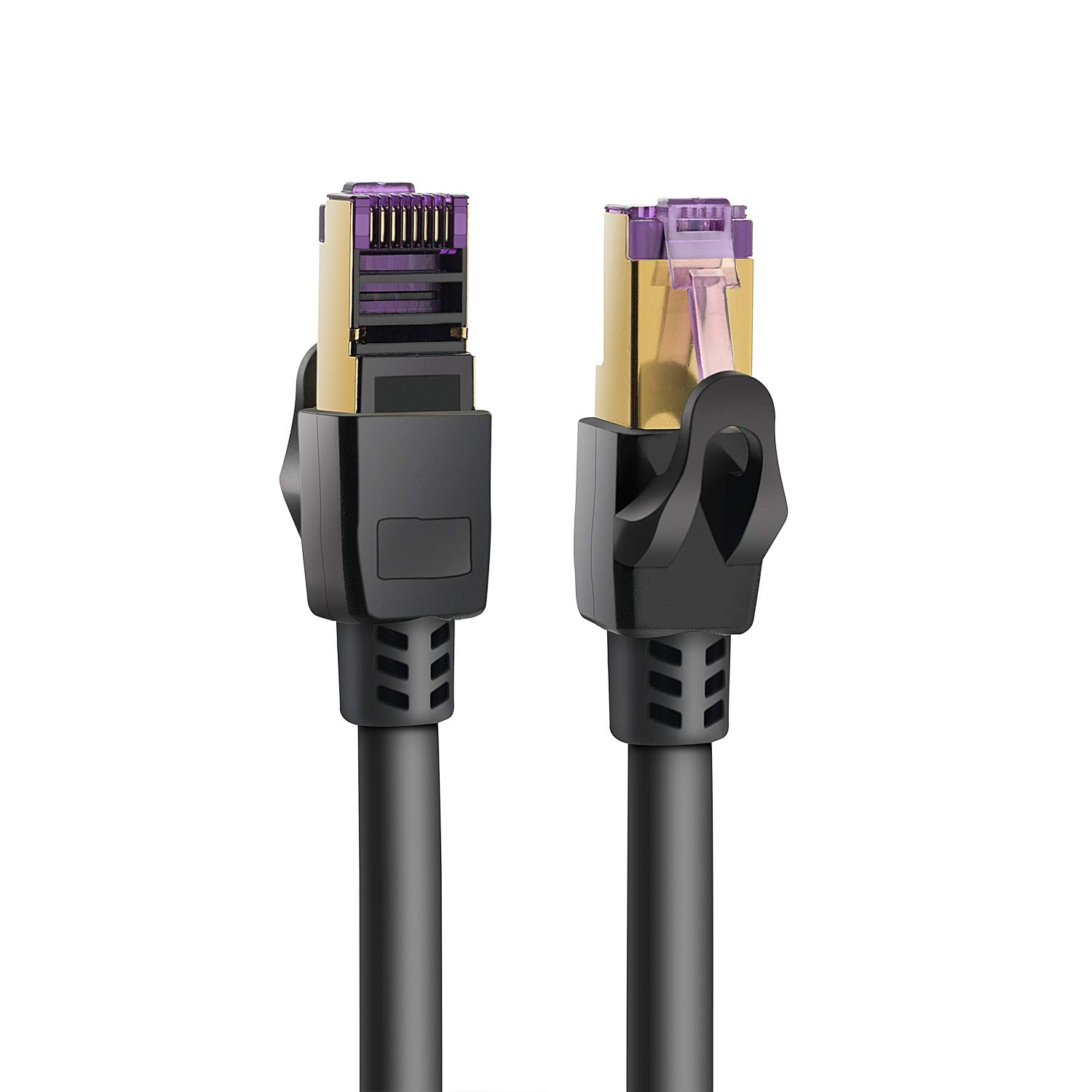 Pasow CAT 8 Ethernet Cable Network Patch Cable 40Gbps