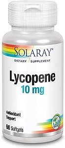 Solaray Lycopene, Softgel (Btl-Plastic) 10mg | 60ct