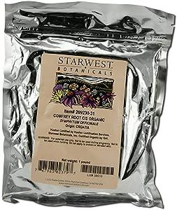 Organic Comfrey Root C/S