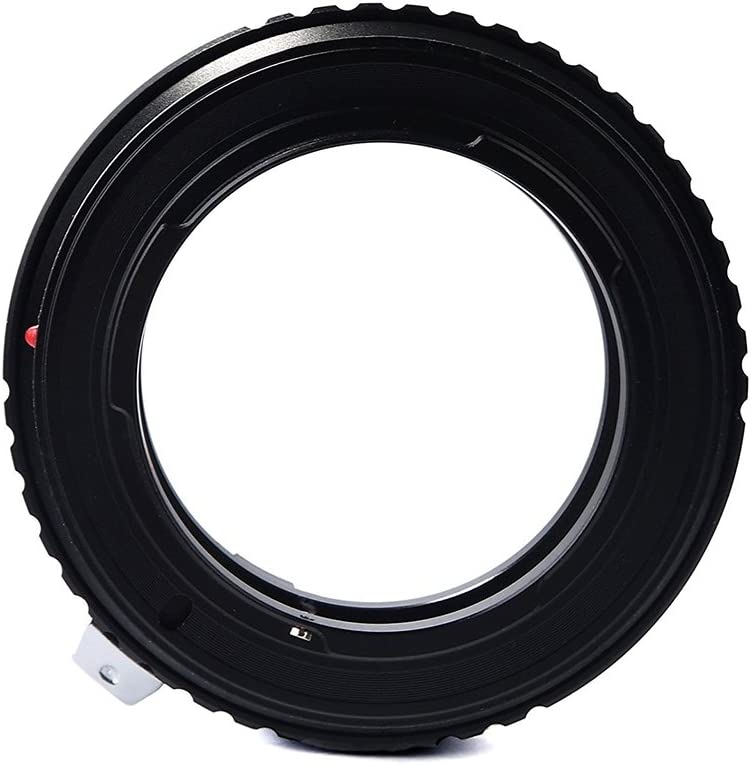 Lens Mount Adapter for Sony Alpha A-Mount and Minolta AF A-type MAF Mount Lens to Canon EOS M EF-M Mount Mirrorless Camera,Fits for EOS M M6 M2 M3 M5 M10 M100 K/&F Concept Minolta A to EOS M Adapter