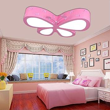 XHJJDJ La caja Lámpara de luces de techo La habitación de los niños Luz de techo
