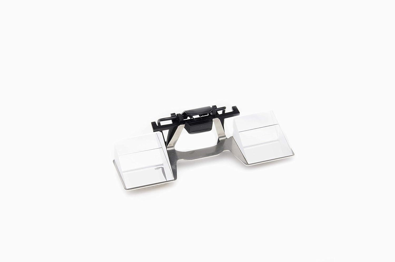 CU-Clip Sicherungsbrille – Prismen zum Aufstecken auf Sehhilfe oder Sonnenbrille