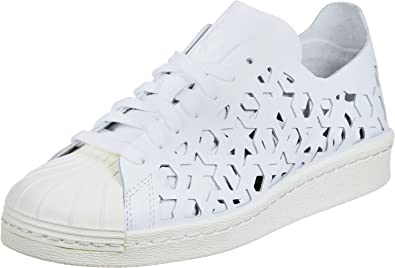 Adidas Superstar 80's Cut Out Womens Sneakers White