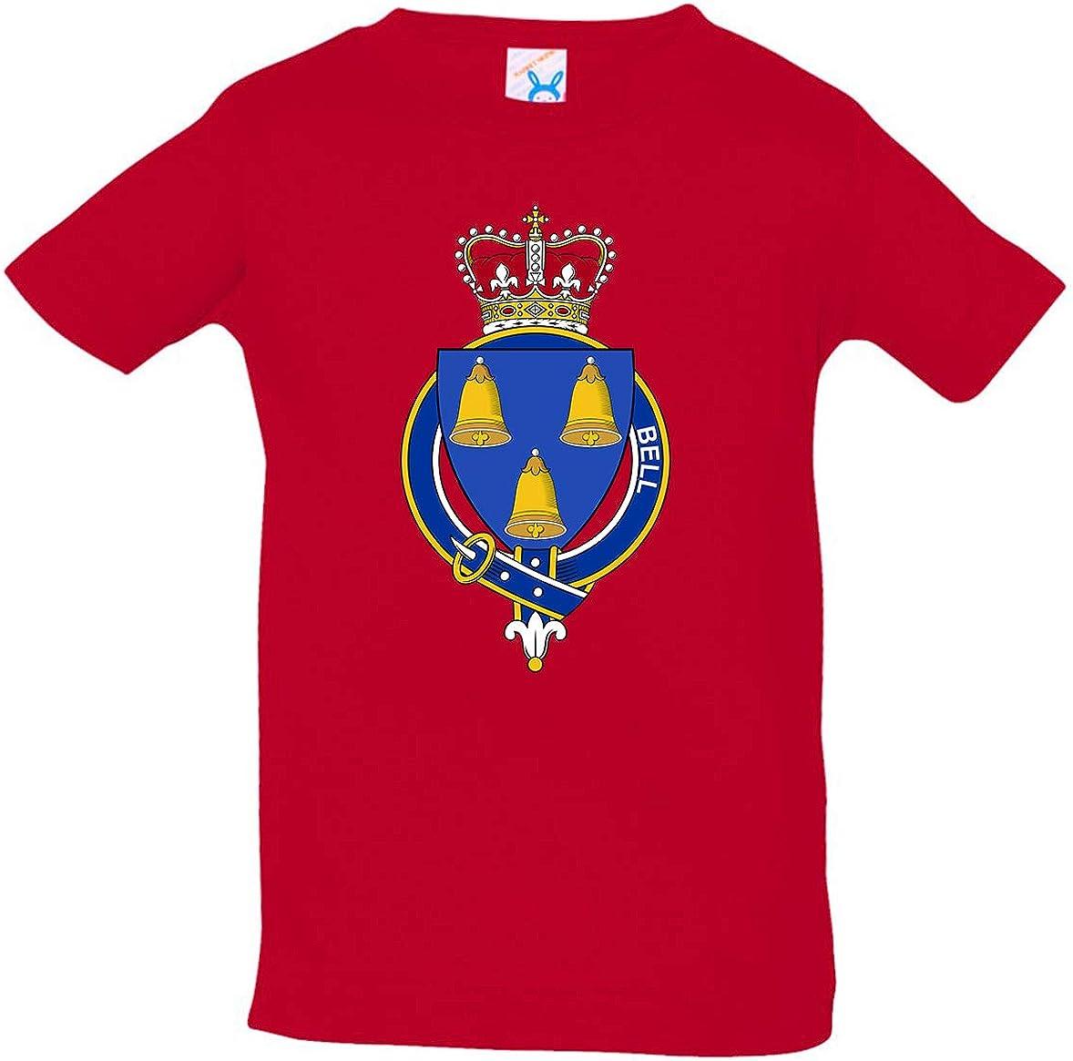 Tenacitee Babys Scottish Garter Family Bell Shirt