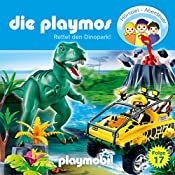 Rettet den Dinopark! (Die Playmos 17) | Simon X. Rost, Florian Fickel
