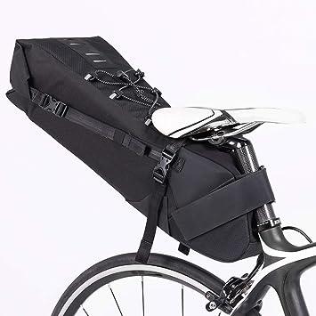 BOLSAS De SillíN para Bicicleta 10L, Bicicletas, Cinta ...