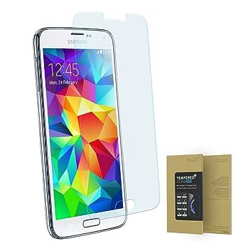 doupi Protector de Pantalla Compatible con Samsung Galaxy S5, 3D ...