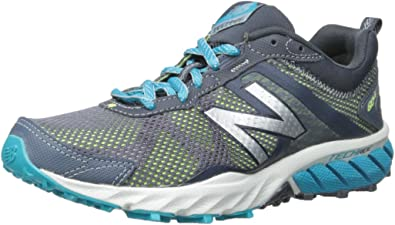 siguiente Oír de Opresor  Amazon.com | New Balance Women's WT610V5 Trail Shoe | Trail Running