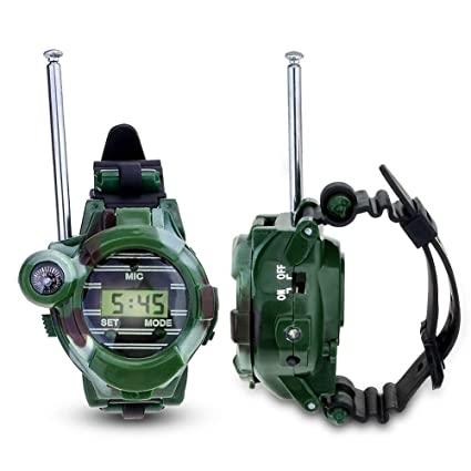Amazon com: YRE Seven Oneness Military Watches walkie-Talkie