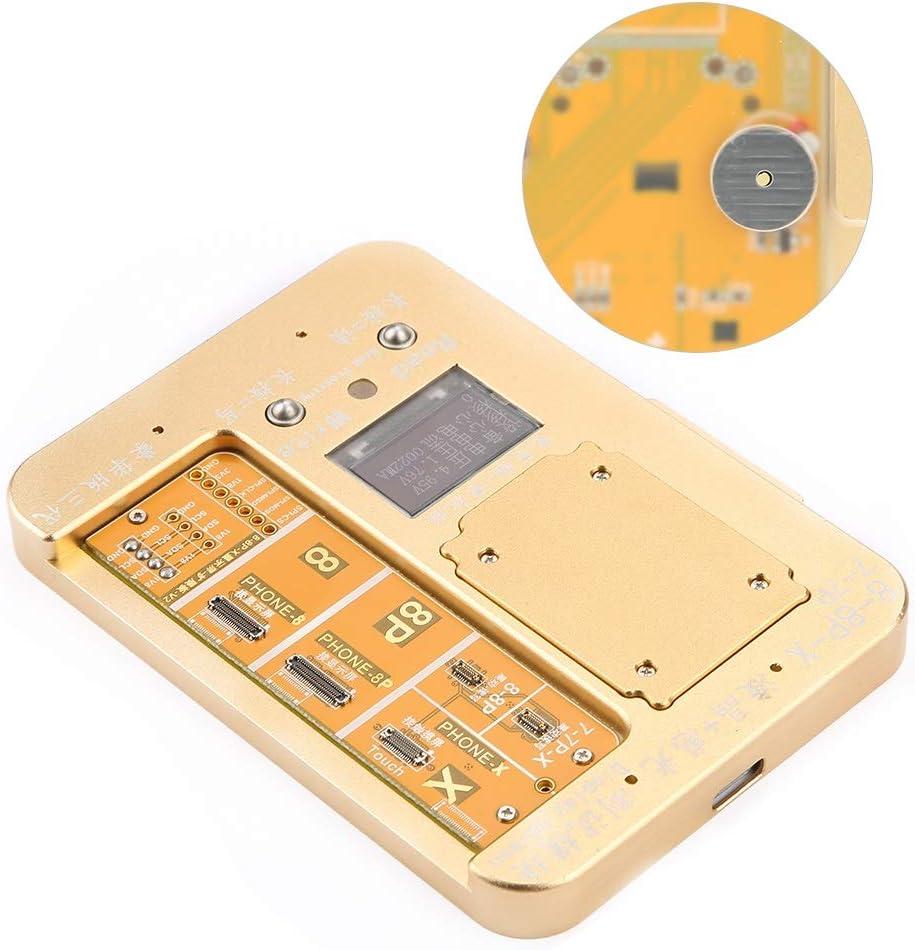 8 MLMLH Eeprom Programmatore-LCD Screen Light Sensor Vibration Repair Machine per iPhone 7P X 8p