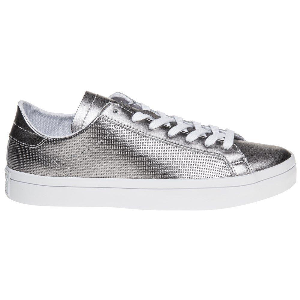 Metallic W Courtvantage Night White Adidas fTFnxT