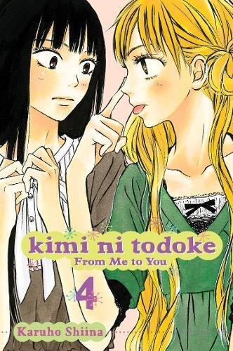 Kimi ni Todoke: From Me to You, Vol. 4