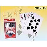 Out Of The Blue 76/5615 - Lote de barajas de cartas (54 cartas, 2 unidades)
