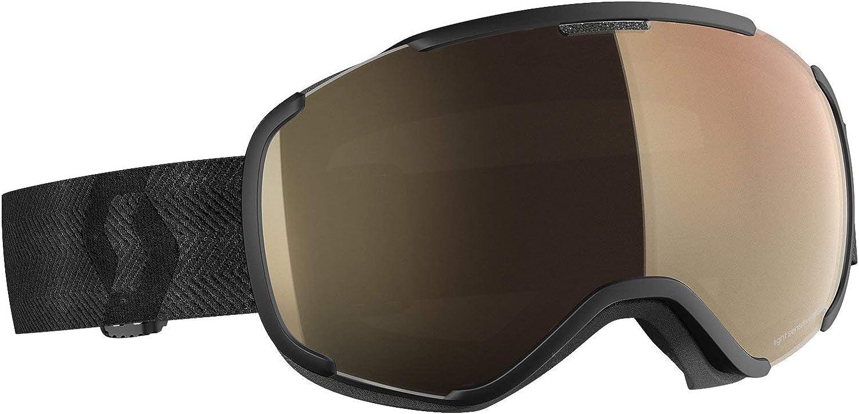 SCOTT Masque Faze II Ls Black Light Sensitive Bronze Chrome 2020