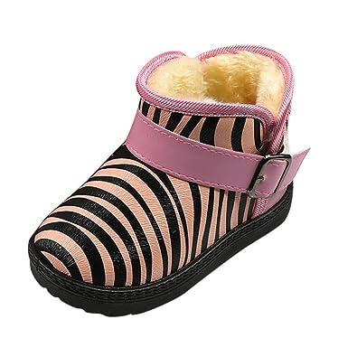 Clode® Kleinkind Kinder Baby Zebra Muster Mädchen Jungen Schuhe ...
