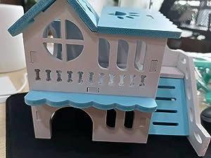 Careucar Hamster House
