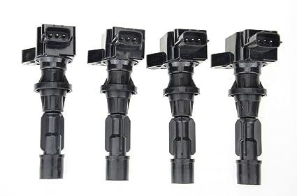 amazon com ignition coil pack for mazda 3 6 cx7 mx 5 miata i4 2 0l rh amazon com 2009 Acura MDX 2008 Acura MDX