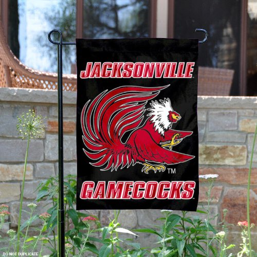 Jacksonville State University Garden Flag and Yard Banner