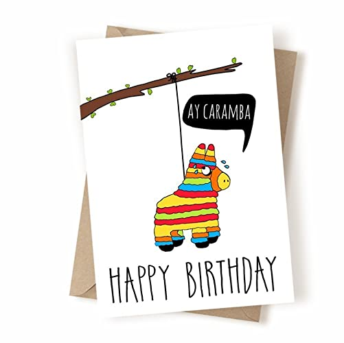 Amazon Funny Birthday Card Cute Birthday Card Birthday Card