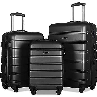 Merax Expandable Luggage Sets