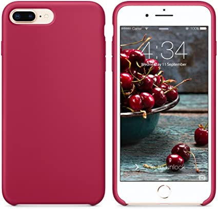 SURPHY Cover iPhone 8 Cover iPhone 7 Custodia iPhone 8 7 Silicone