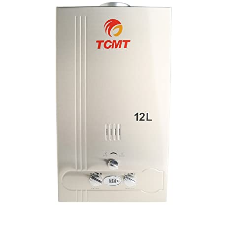 tengchang 32 gpm natural gas hot water heater tankless stainless steel 12l instant boiler