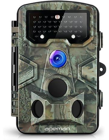 Apeman Cámara de Caza 12MP y 1080P HD Trail Cámara con Gran Angular de 120°